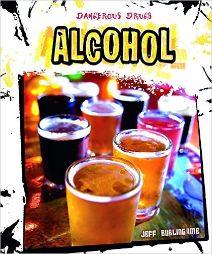 Alcohol written by Jeff Burlingame