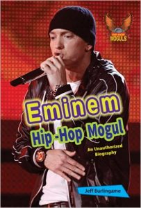 Eminem written by Jeff Burlingame