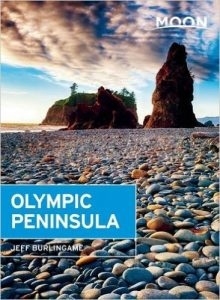 Moon Olympic Peninsula written by Jeff Burlingame